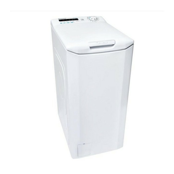 CANDY CSTG272DVE/1-S Felültöltős mosógép
