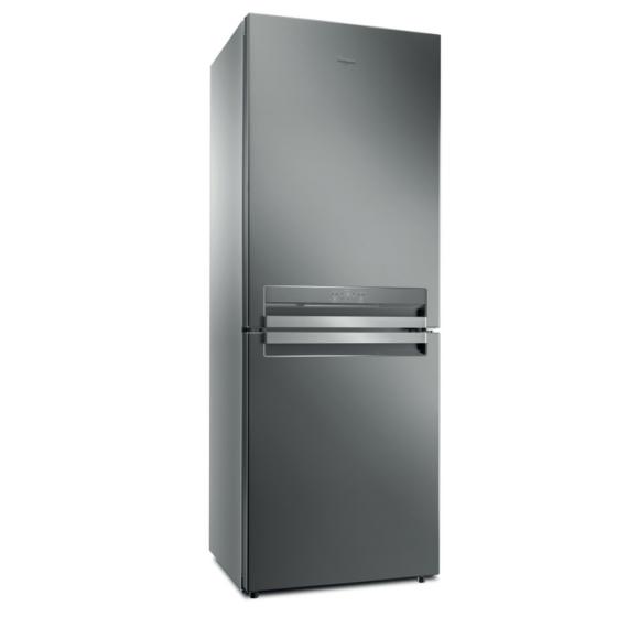 WHIRLPOOL B TNF 5322 OX2 Alulfagyasztós kombinált hűtőszekrény