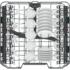 Kép 11/14 - Whirlpool WRFC3C26X Mosogatógép